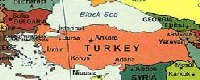 About Turkey - Geography