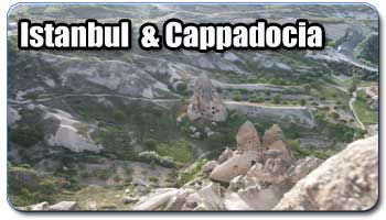 ISTANBUL & CAPPADOCIA  Tour Number TE-5022 ( 6 DAYS / 5 NIGHTS )