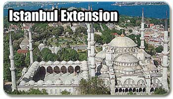 Istanbul Extension Tour number 5011