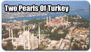 TWO PEARLS OF TURKEY (ISTANBUL & IZMIR) Tour Number TE-5021