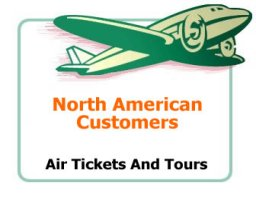 tours for north customers
